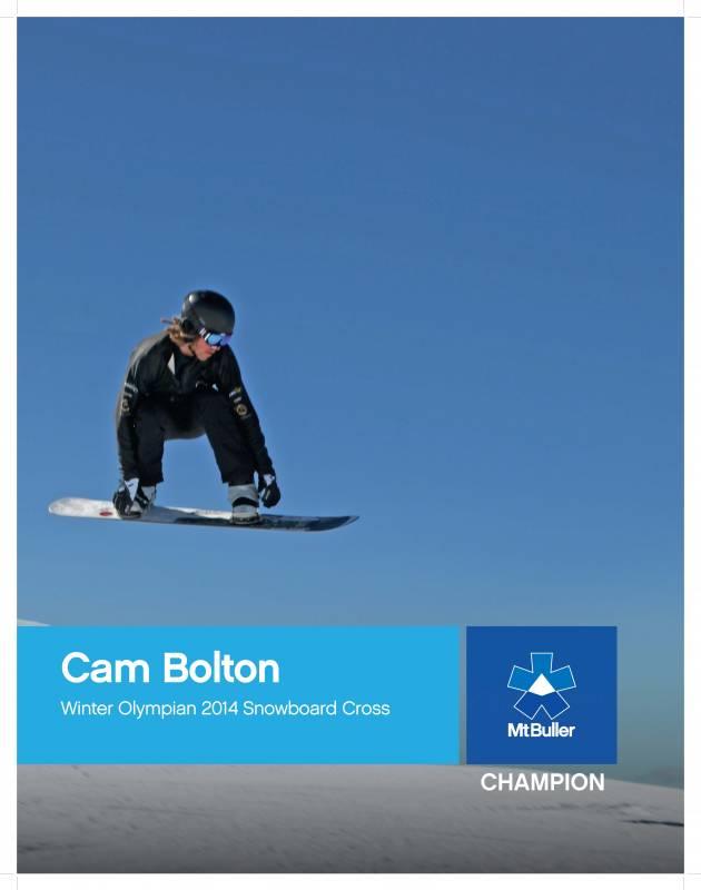 Cam Bolton