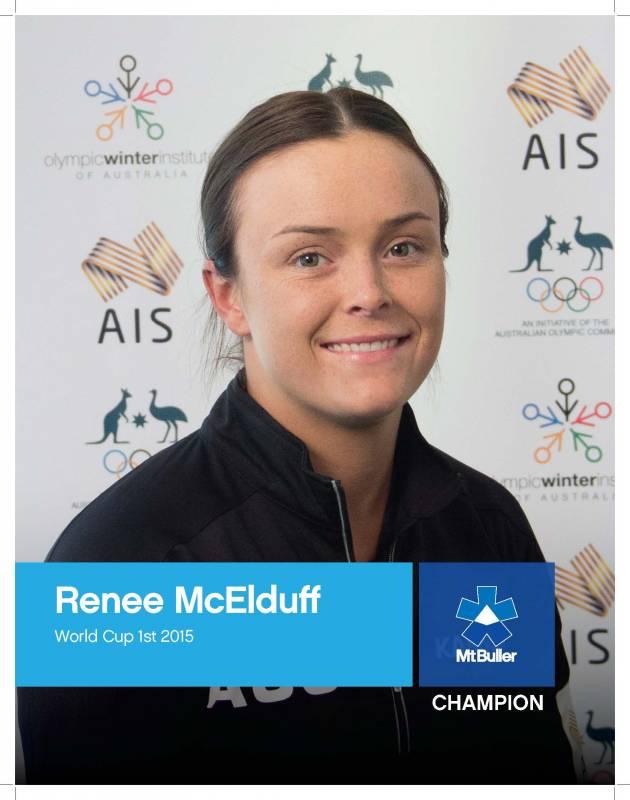Renee Mcelduff