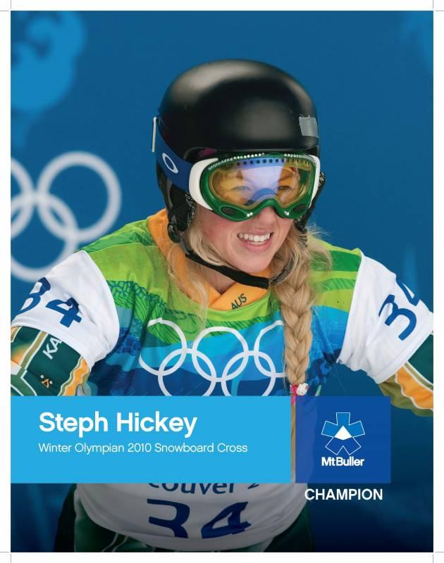 Steph Hickey