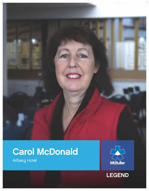 Carol Mcdonald
