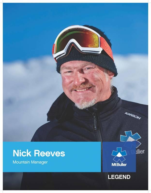 Nick Reeves