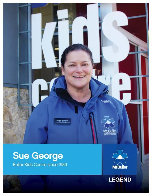 Sue George