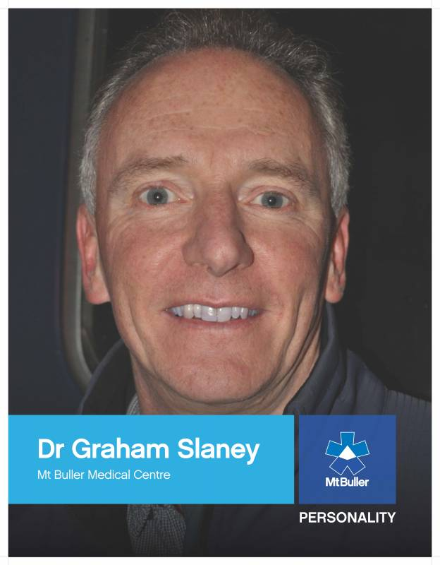 Dr Graham Slaney