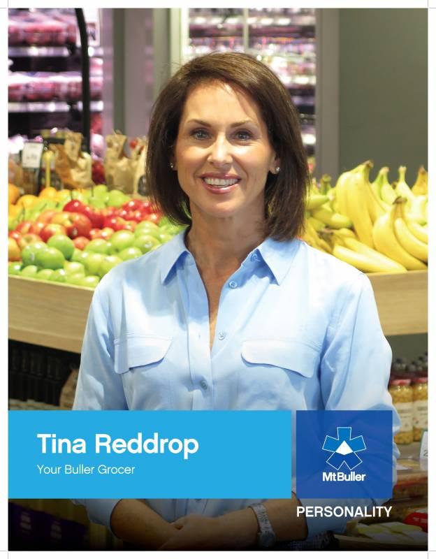 Tina Reddrop