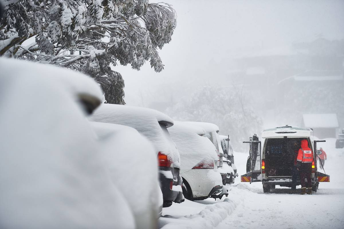 Mt Buller - Driving & Private Transfers