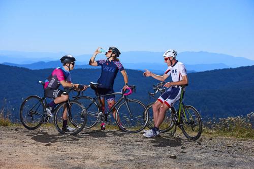 7 Peaks Ride