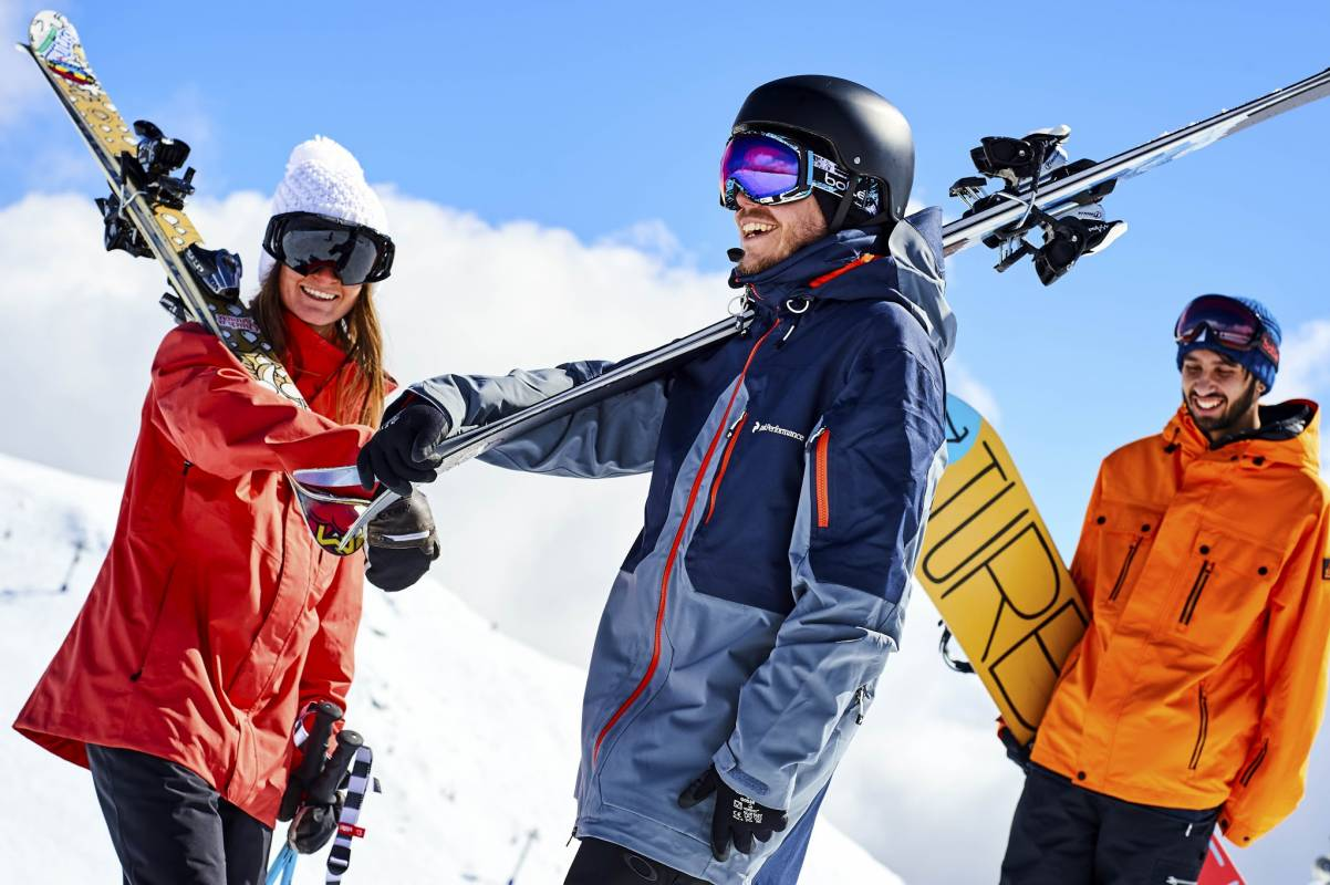 Spring Lift Tickets From $90