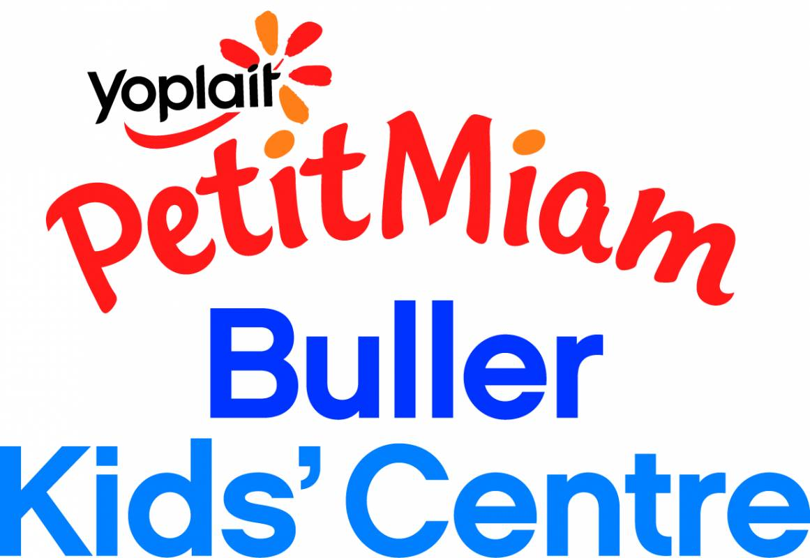 Yoplait Buller Kids' Centre Logo