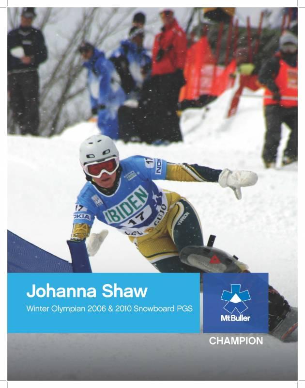 Johanna Shaw