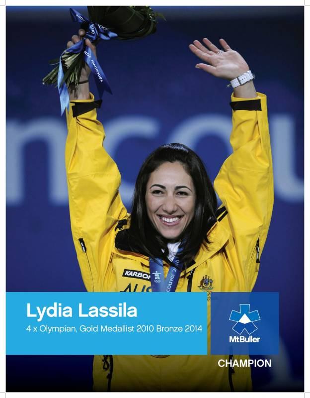Lydia Lassila