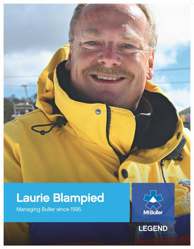 Laurie Blampied