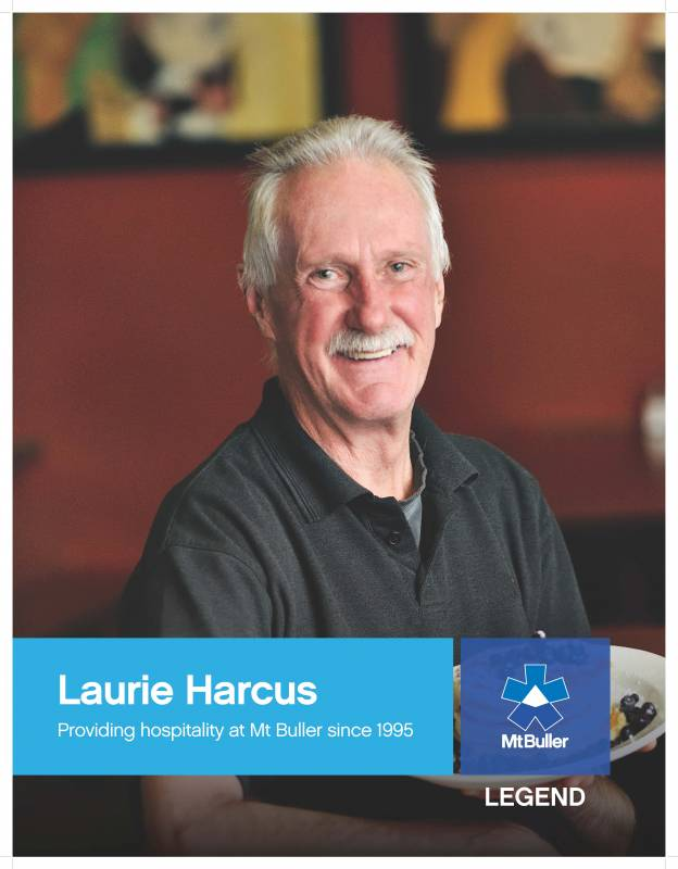 Laurie Harcus