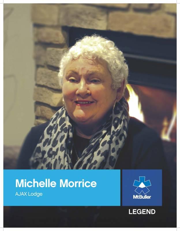 Michelle Morrice