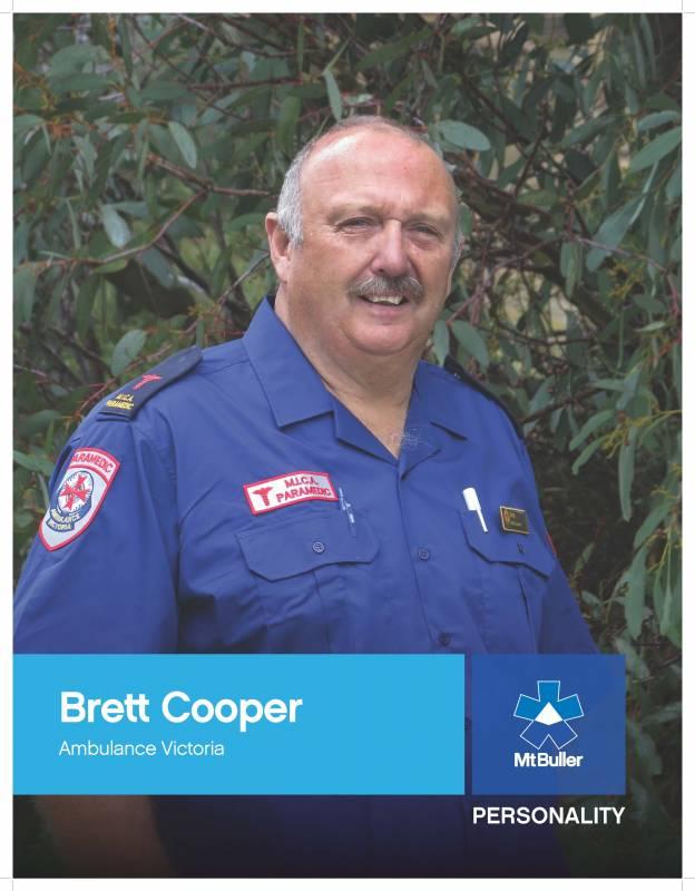 Brett Cooper